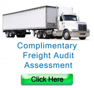 Complimentary Freight Audit Assessment